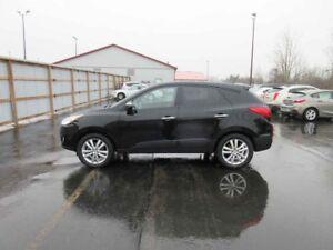 2010 Hyundai TUCSON LIMITED AWD