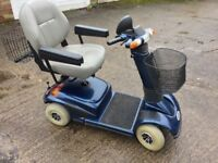 Super Glide Mobility Scooter - Comfort, Suspension and new batteries fitted - Can Deliver Yorkshire