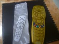 Sky+ Star Wars C-3PO inspired remote control