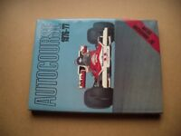 Autocourse Formula one annual 1976, 1977, and 1979 F1