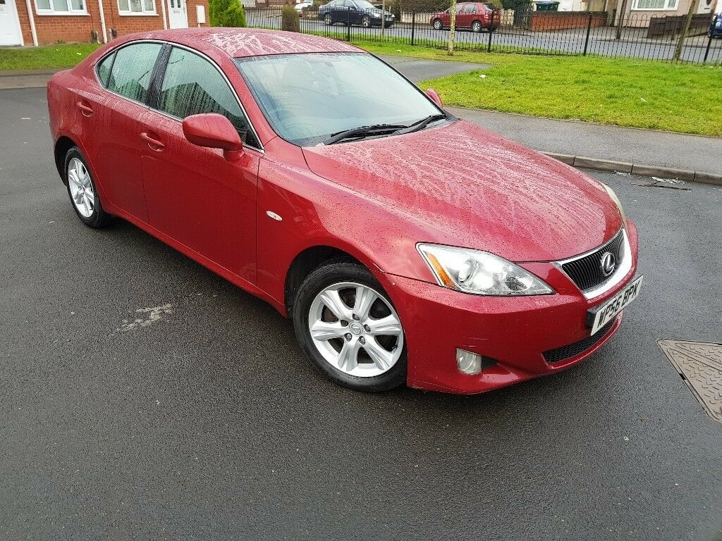 2007 LEXUS IS220D DIESEL 2.2D LTRS MANUAL ENGINE DRIVE SMOOTH CALL  07440307417