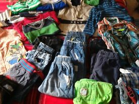 Boys clothes bundle only £20 or £1 an item