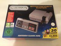 Nintendo Classic Mini Console Brand New