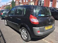 Renault scenic 1.9 dci 6 speed Manual
