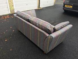 Designer dfs sofa free delivery