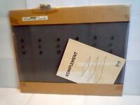IKEA KOMPLEMENT Clear Glass shelf for PAX Wardrobe System 50 x 58 cm