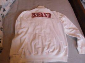 ADIDAS TRACKSUIT TOP 'ENGLAND 1982' XL