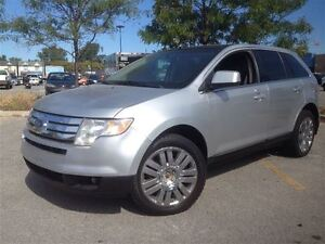 2010 Ford Edge Limited|FWD|Loaded||6-speed Shiftable Automatic