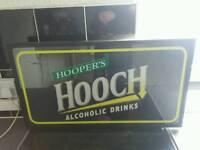 Pub bar sign