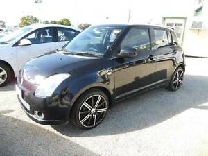 2006 Suzuki Swift Hatchback auto Mornington Mornington Peninsula Preview