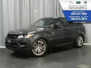 2016 Land Rover Range Rover Sport V8 SC Dynamic *INCOMING TRADE*