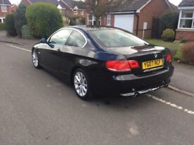 2007 BMW 335i COUPE TWIN TURBO FSH ONLY 84K