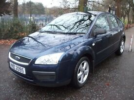 Ford Focus 1.4 Studio 5dr£1,990 1.4 REAR MODEL LOW INSURANCE 2006 (05 reg), Hatchback
