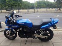 Yamaha Fazer 600 - 13k miles - 2001