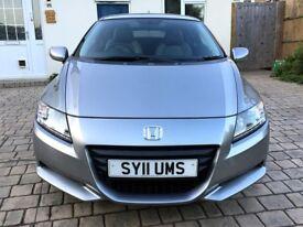2011 Honda CR-Z -1.5 IMA Sport 3dr Hybrid - Full Honda History! 13 Stamps!!