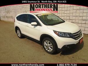 2013 Honda CR-V EX-LEASE RETURN