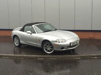Mx-5 limited edition. Very clean car.