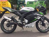 Rieju RS3 50cc Derestricted Learner Legal aprilia rs Yamaha tzr engine sports bike