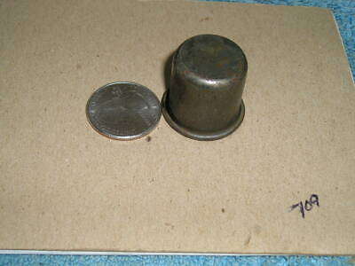 NOS Antique Master Oil Spout CAP Vintage on Bottle American made Steel Top Cap