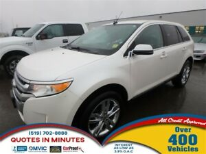 2013 Ford Edge LIMITED | AWD | LEATHER | NAV