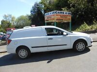 Vauxhall Astra club CDTI 1.6cc (car derived van) very good condition perfect for business use