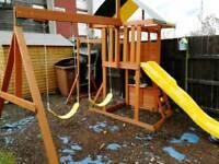 Multi activity garden playcentre