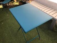 Garden table, Arc enciel foldable (John Lewis)