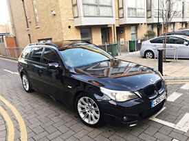 2005 (05) Bmw 535D M Sport Touring PanRoof