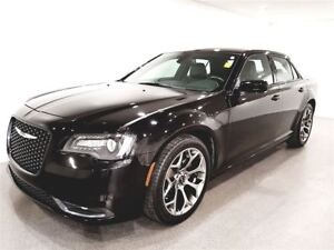 2016 Chrysler 300 S|Cam|Bluetooth|Leather|Heated Seats