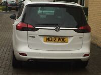 Vauxhall Zafira Tourer 2.0 CDTI SRI