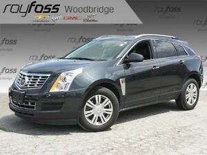 2015 Cadillac SRX Luxury BACKUP CAM, BOSE, NAV