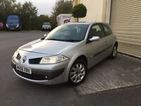 2006 Renault Megan 1.6 With Only 56.000 Miles !!