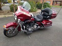 Harley Davidson Electro Glide Ultra Classic FLHTCU