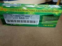 54 key electric keyboard