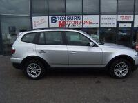 2006 56 BMW X3 2.0 D SE 5d 148 BHP DIESEL **** GUARANTEED FINANCE ****