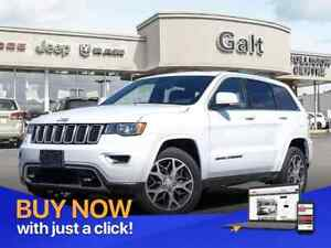 2018 Jeep Grand Cherokee STERLING EDITION 4X4 DEMO | LEATHER SUN