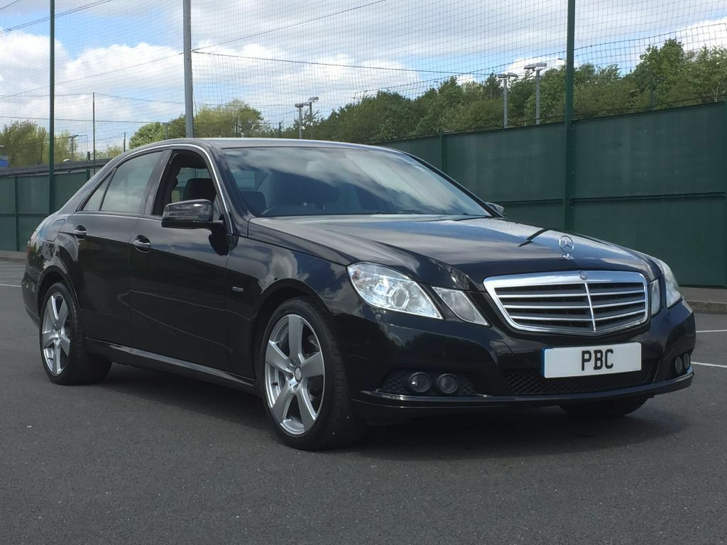 2011 mercedes e220 cdi blueefficiency black leather nav finance px welcome in perry barr. Black Bedroom Furniture Sets. Home Design Ideas
