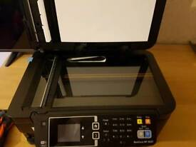 Epson workforce 3620 printer scanner fax