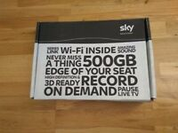 Used Sky HD box - DRX890 - 500GB HDD SATELLITE RECEIVER