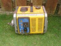 PETROL GENERATOR FOR REPAIR £30