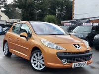 Peugeot 207 1.6 HDi GT 5dr 2 Owners Panoramic Roof Finance Available + Warranty
