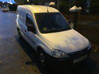 2004/54 Vauxhall combo 1.7 diesel long mot spares or repairs £395