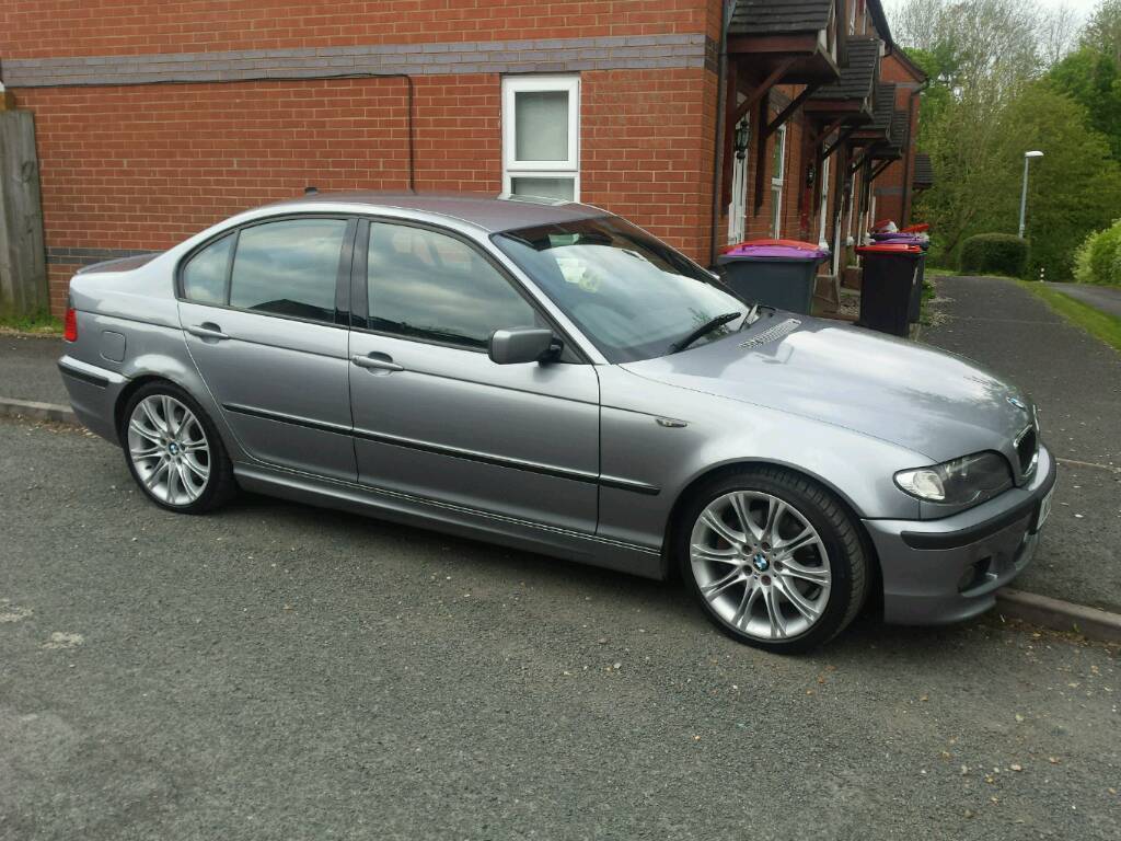 bmw 330d e46 m sport 6 speed manual 204 bhp in telford shropshire gumtree. Black Bedroom Furniture Sets. Home Design Ideas