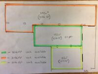 1000 square foot SECURE unit AVAILABLE £500.00 + vat PCM
