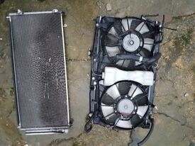HONDA INSIGHT *RADIATOR PACK*