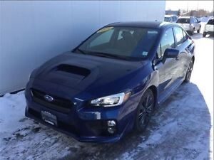2015 Subaru WRX SportTech w winter alloys