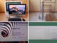 """Apple iMac 21.5"""" Late 2013 1TB Hard Drive Intel 2.9GHz i5 Quad Core 1TB HDD 8GB RAM nVidia GT750M"""