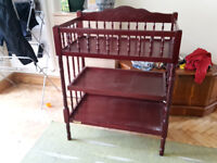 Mamas & Papas changing table