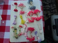 Artificial Flower Stamen Millinery Sugarcraft Cake paperflower making joblot