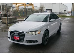 2012 Audi A6 3.0L Quattro Fully Loaded Priced To MOVE!